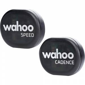 Wahoo Set sensore cadenza e velocità Wahoo RPM Nero