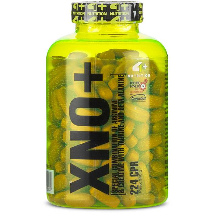4 Plus Nutrition Xno+ (224cpr)