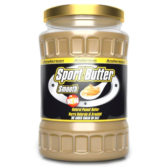 Anderson Research Sport Butter (510g)