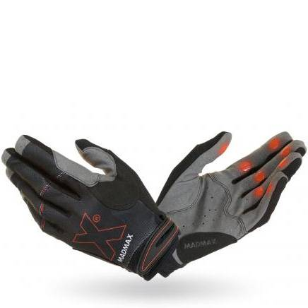 Mad Max Madmax X Gloves Black