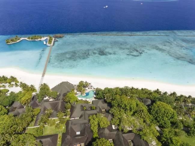 Maldive : Atollo di Male Nord
