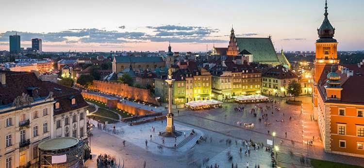 Polonia: Tour della Polonia