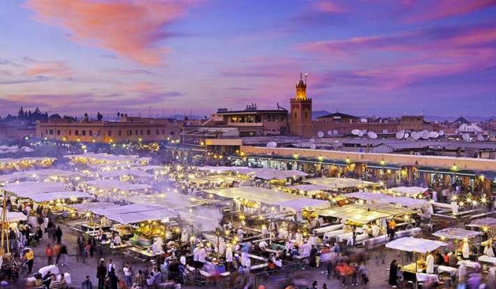 Marocco : Tour del Marocco