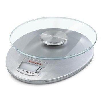 Soehnle Roma Silver Argento - Bilance da cucina