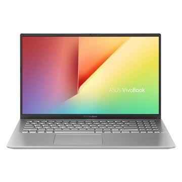 Asus VivoBook S15 S512UB-BR042R i5-8250U 15.6 HD+ GeForce MX110 Argento RAM 4GB HDD 1TB Windows 10 Pro - EXTRASCONTO WEEKEND - Garanzia Ufficiale  Italia