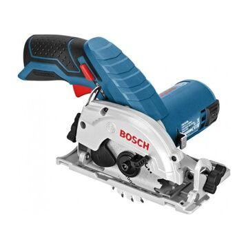 Bosch GKS 10.8 V-LI Sega circolare 10,8 V 1400 Giri/min Nero, Blu, Metallico - Sega - Garanzia 3 anni  Italia