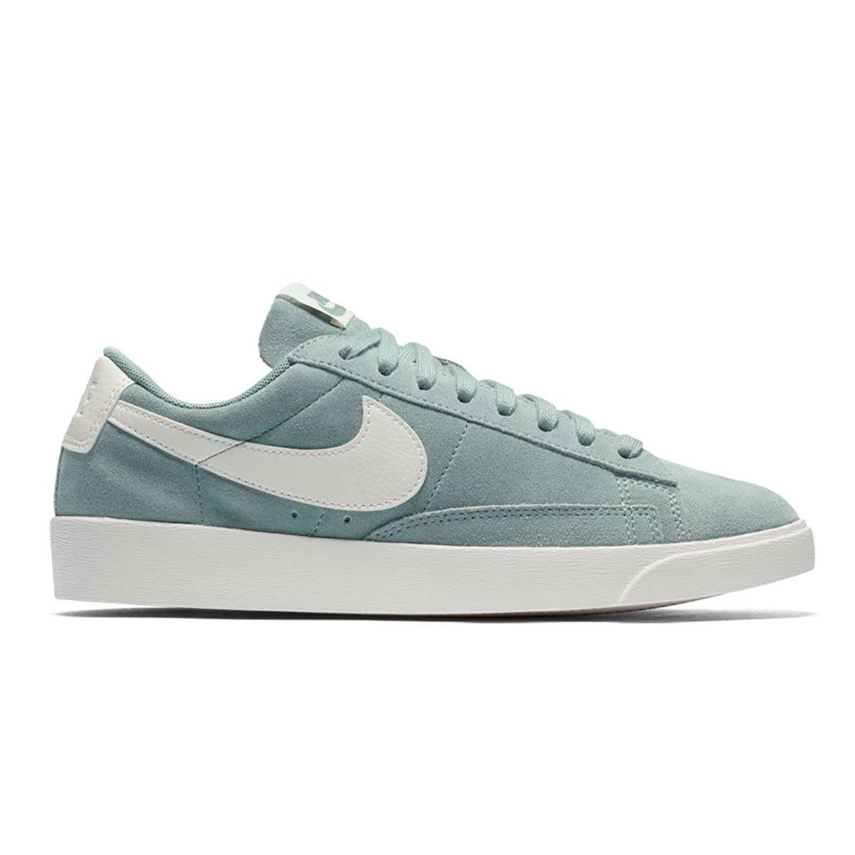 Nike blazer low suede donna
