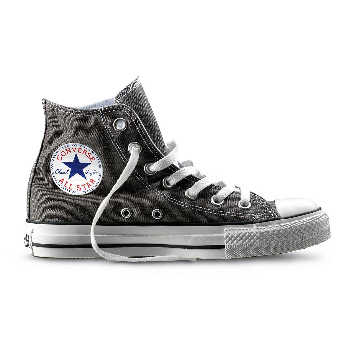 Converse CHUCK TAYLOR ALL STAR HI CANVAS GRIGIA