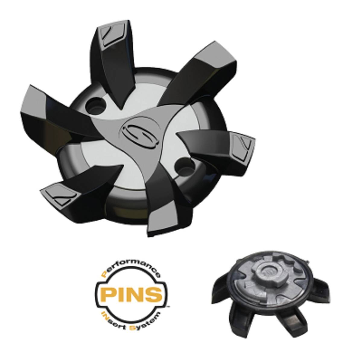 Golfsmith SOFTSPIKES STEALTH PINS