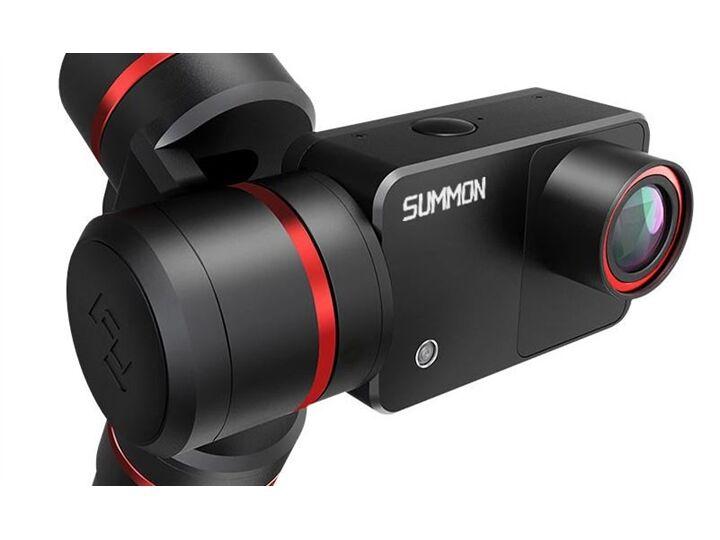 Feiyutech Summon + Stabilizzatore A 3 Assi Con Videocamera - Garanzia Polyphoto