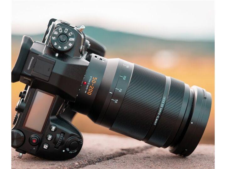 Panasonic 50-200mm F2.8-4 Leica - Garanzia Fowa 4 Anni