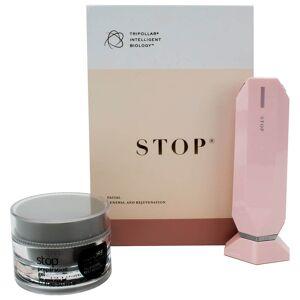 TriPollar STOP Facial Skin Renewal Device Pink
