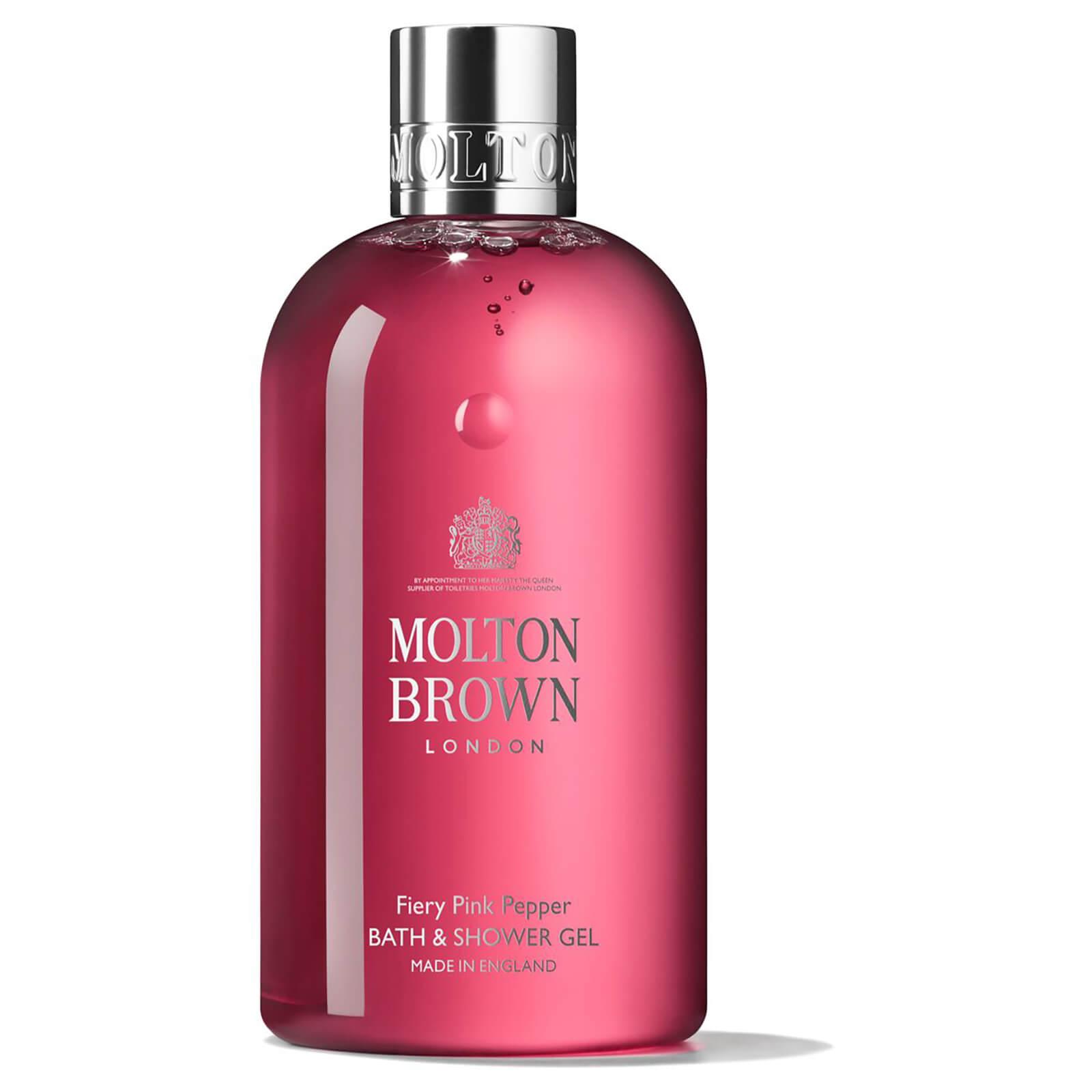 Molton Brown bagnoschiuma baccelli di pepe rosa 300 ml