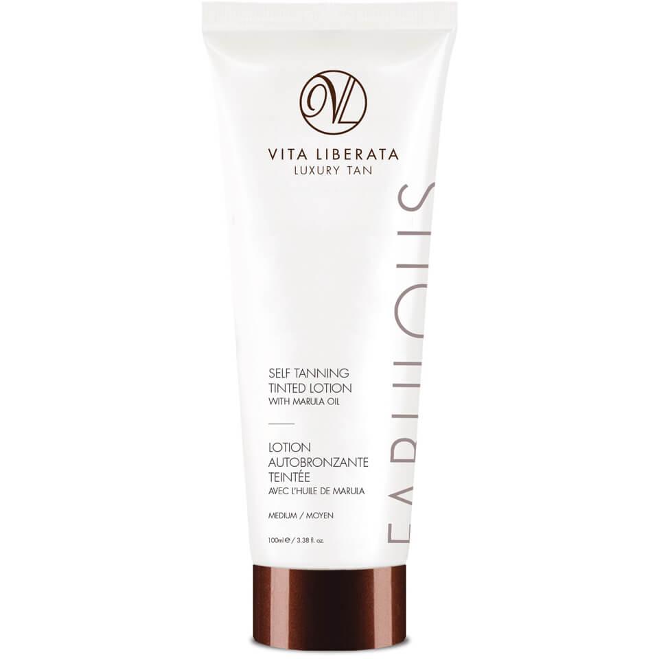 Vita Liberata Fabulous Self Tanning Tinted lozione Medium 100ml