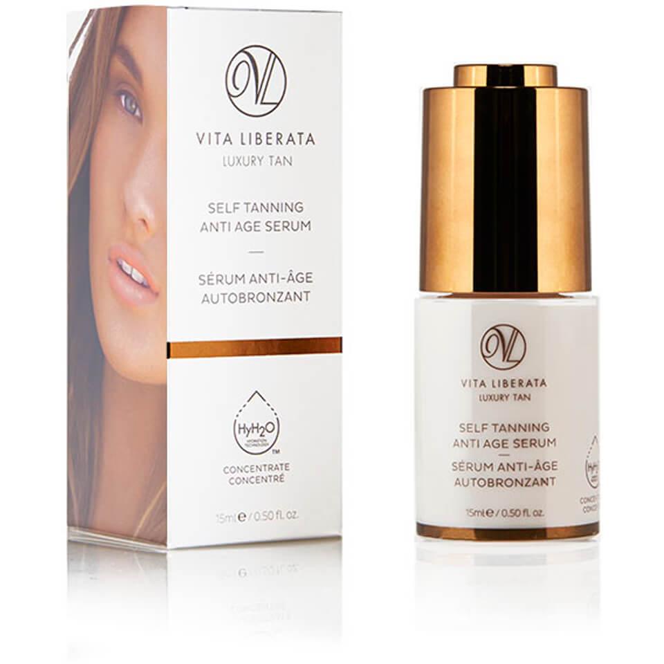 Vita Liberata Anti-Ageing Self Tanning siero (15ml)