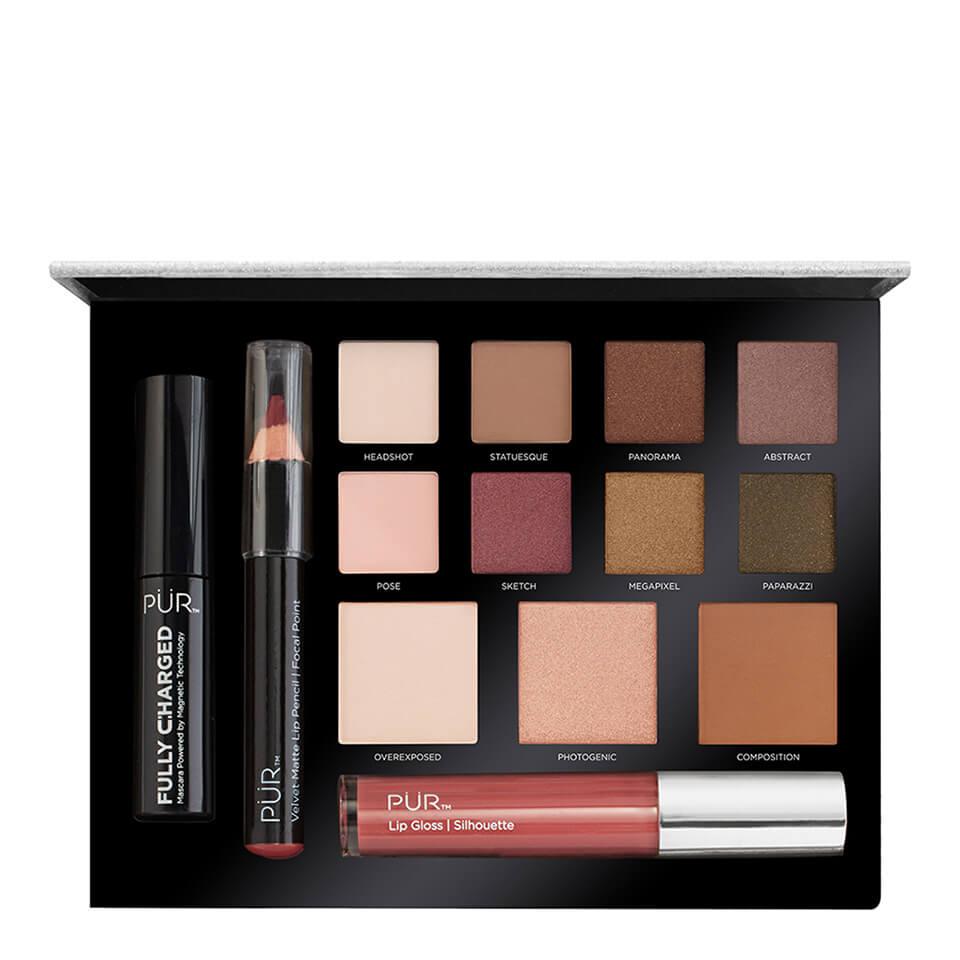 Pur PÜR Love Your Selfie 2 Complete palette make-up