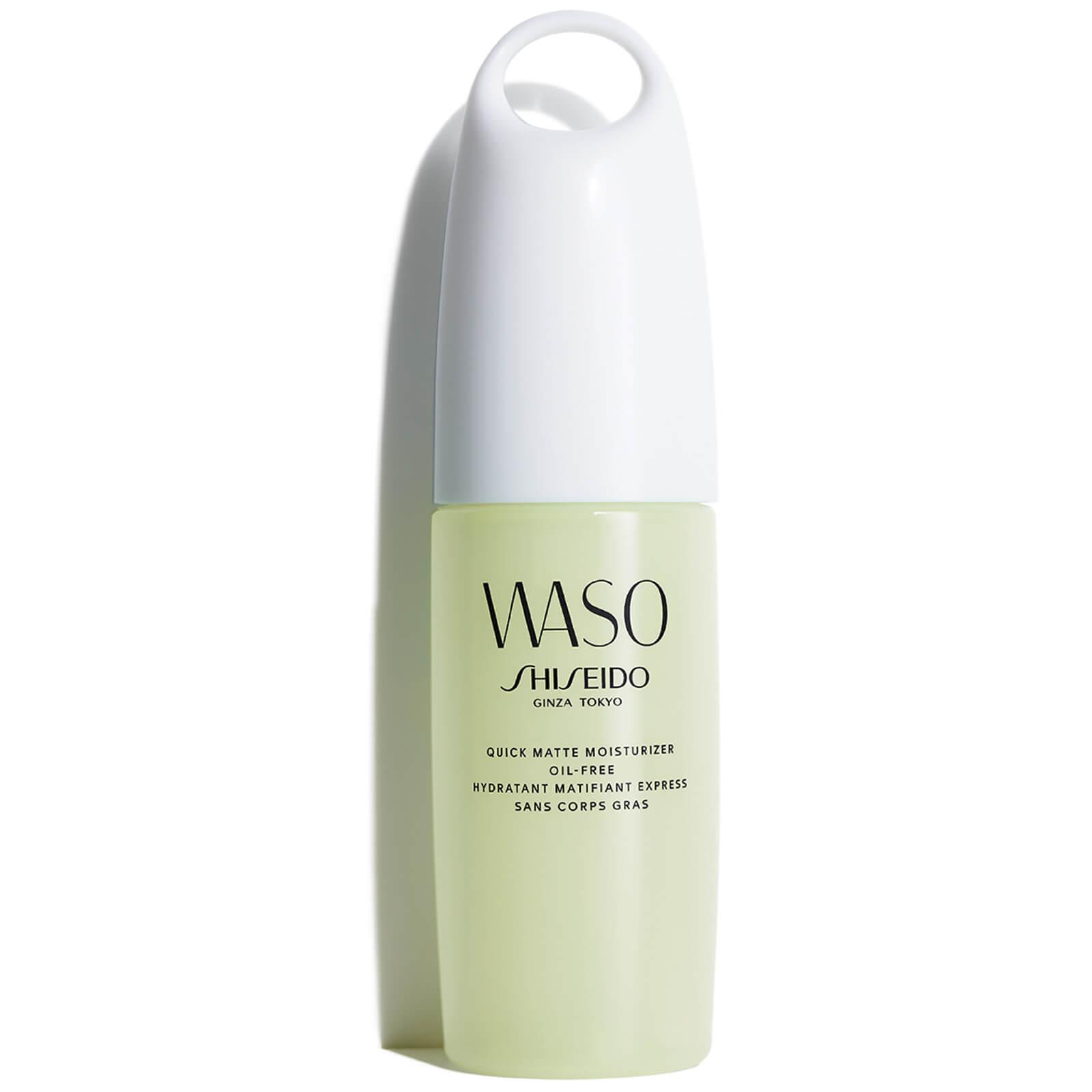 Shiseido WASO Quick Matte Oil Free idratante 75 ml