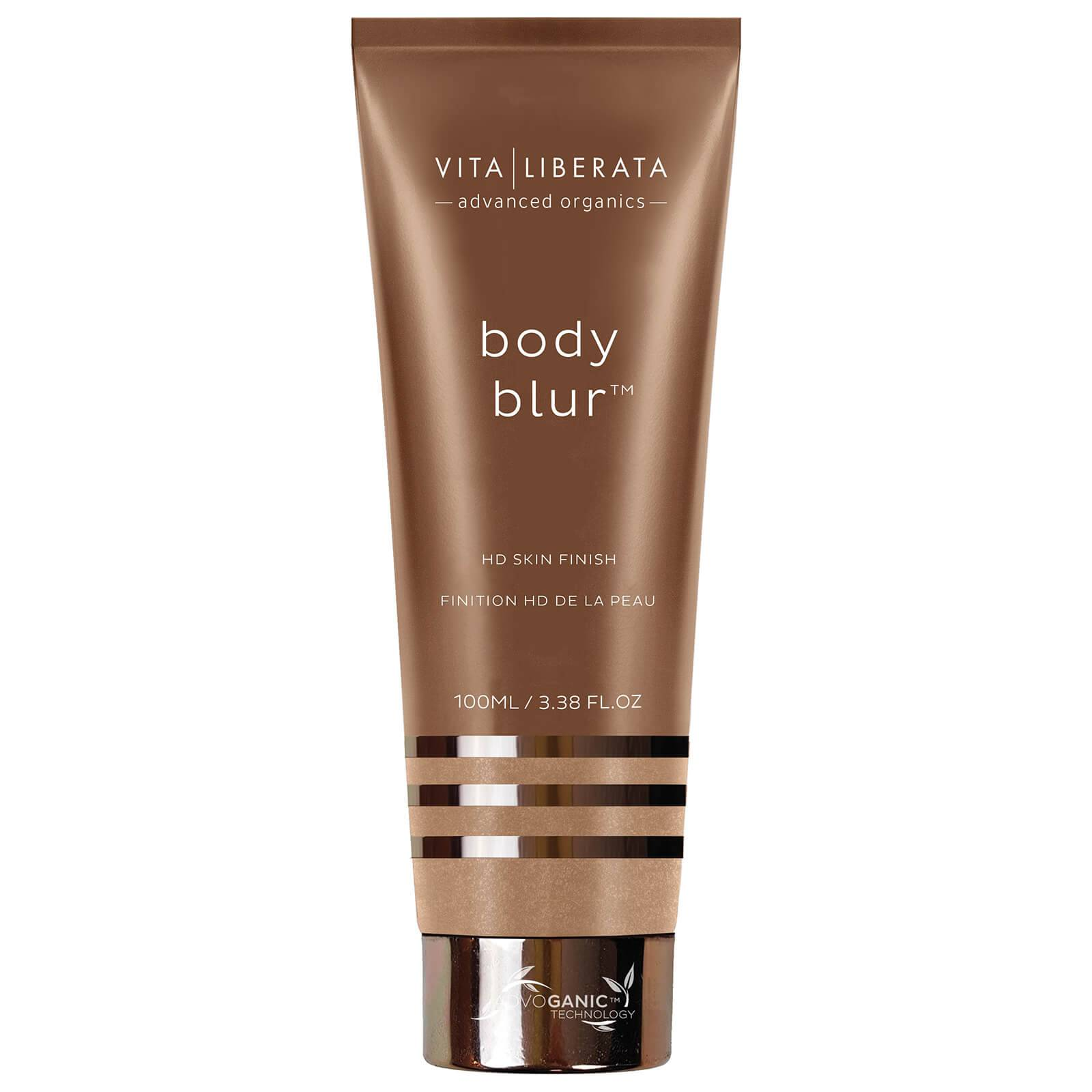 Vita Liberata Body Blur Sunless Glow HD Skin Finish bronzer corpo e viso con finitura HD - Latte Light