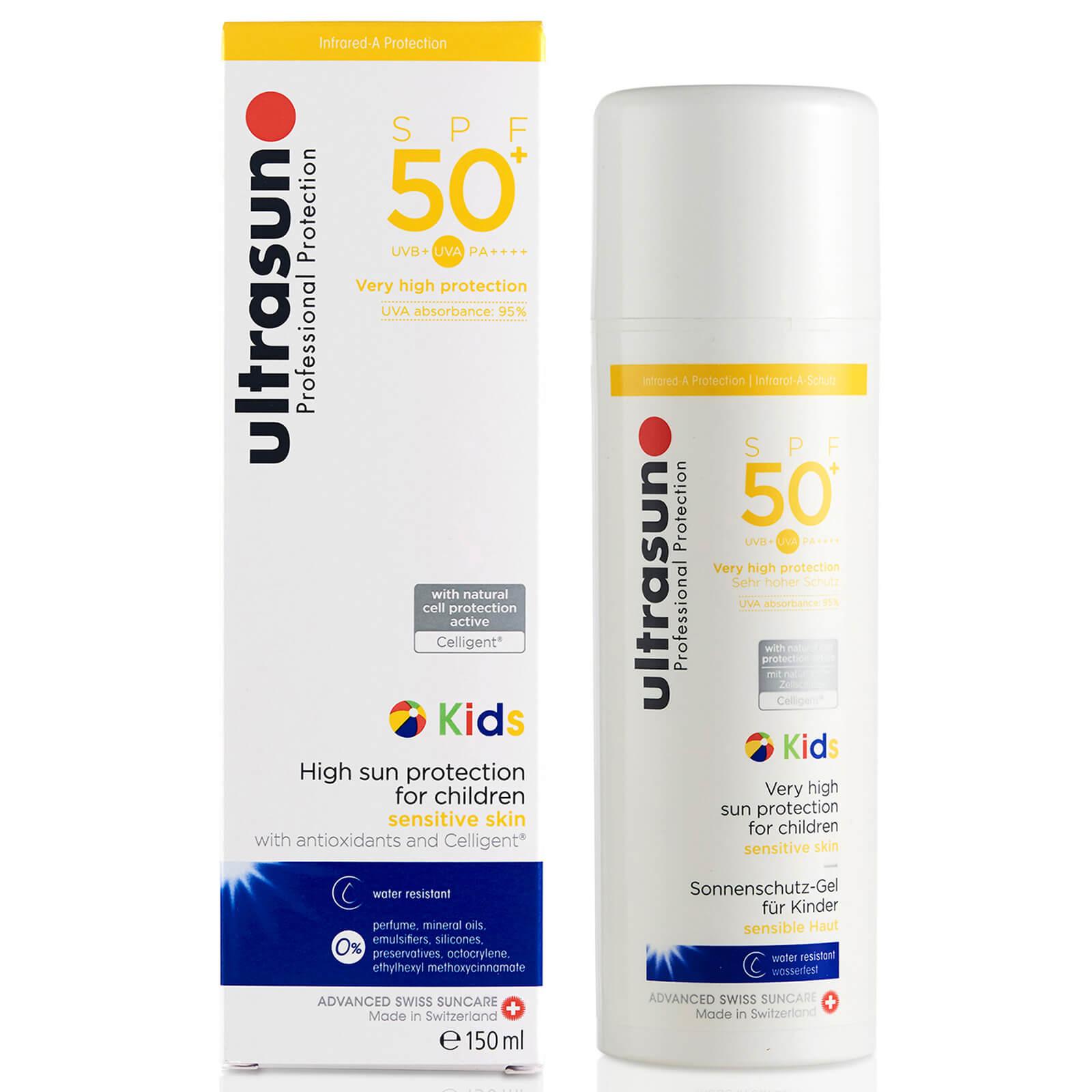 Ultrasun protezione molto alta SPF 50+ lozione bambini 150 ml