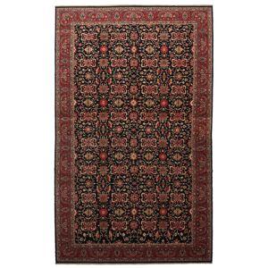 Annodato a mano. Provenienza: Persia / Iran Tappeto Orientale Malayer 505X817 Rosso Scuro/Marrone Scuro Grandi (Lana, Persia/Iran)