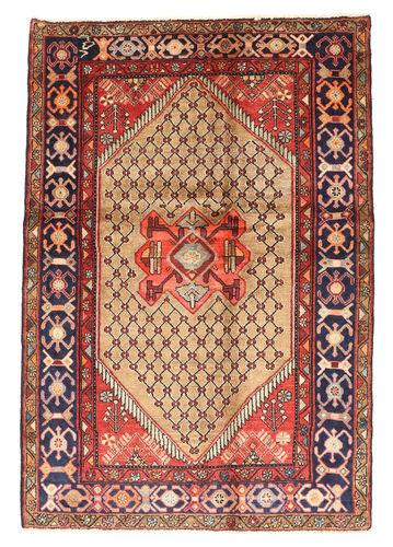 Annodato a mano. Provenienza: Persia / Iran Tappeto Koliai 132x193 Tappeto Persiano