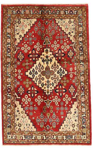 Annodato a mano. Provenienza: Persia / Iran Tappeto Jozan 132x207 Tappeto Orientale