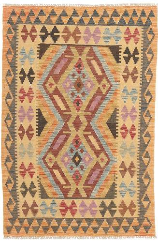 Annodato a mano. Provenienza: Afghanistan Tappeto Kilim Afghan Old style  96x146 Tappeto Orientale