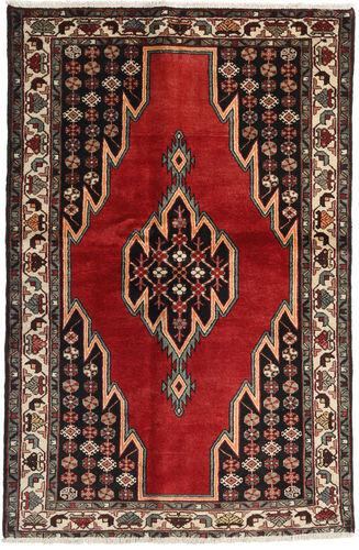 Annodato a mano. Provenienza: Persia / Iran Tappeto Afshar / Sirjan 132x200 Tappeto Persiano