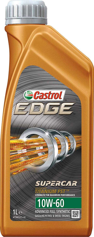 CASTROL Olio Castrol Edge Supercar 10w60