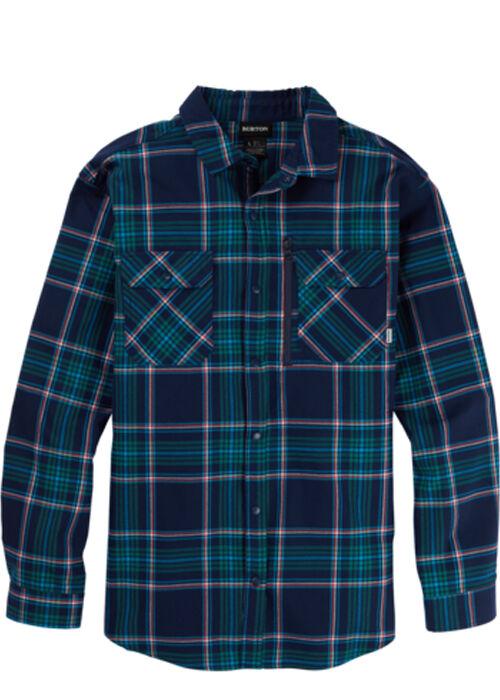 burton brighton performance flannel