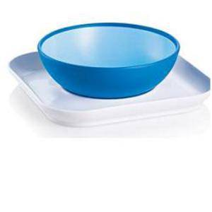Bamed Baby Italia Srl Baby's Bowl&Plate Pia+sottopia