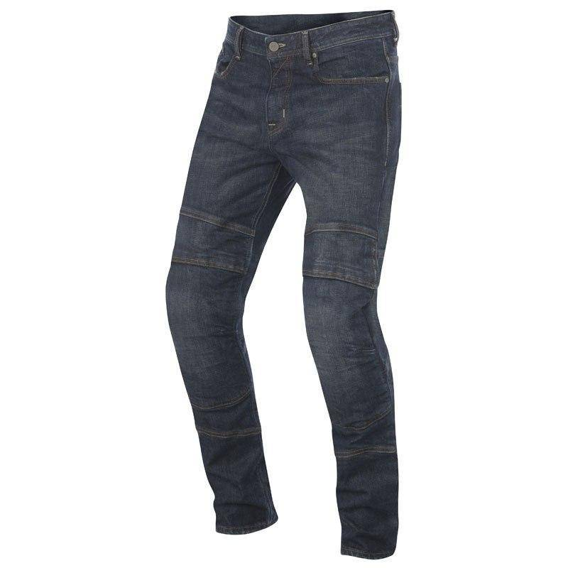 Alpinestars Jeans Moto  Crank Denim Pants Greaser Dirty