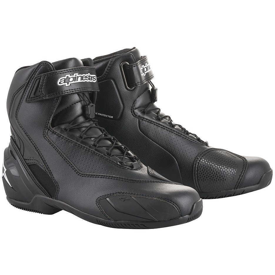 alpinestars scarpe moto  sp-1 v2 shoes black cod 2511018