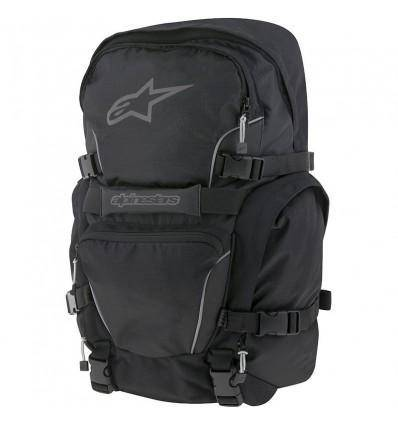Alpinestars Zaino Moto  Force Back Pack 25 Black Gray Silver