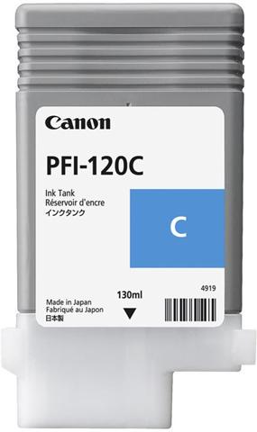 Canon PFI-120C cartuccia d'inchiostro Ciano 130 ml