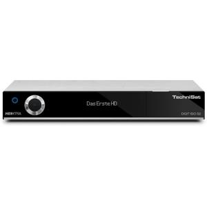 TechniSat DIGIT ISIO S2 Satellite Argento set-top box TV