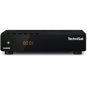TechniSat HD-S 222 set-top box TV Satellite Full HD Nero