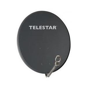 Telestar Digirapid 80 antenna per satellite Grigio