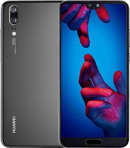 """Huawei P20 14,7 cm (5.8"""") 4 GB 128 GB SIM singola Nero 3400 mAh"""
