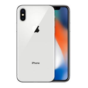 "Apple iPhone X 14,7 cm (5.8"") 256 GB SIM singola 4G Argento"