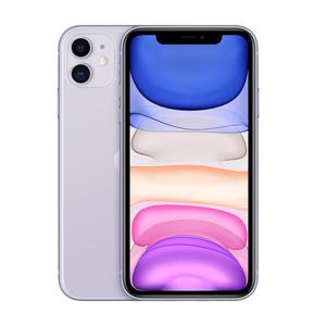 """Apple iPhone 11 15,5 cm (6.1"""") 64 GB Doppia SIM 4G Porpora iOS 13"""