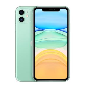 """Apple iPhone 11 15,5 cm (6.1"""") 64 GB Doppia SIM 4G Verde iOS 13"""