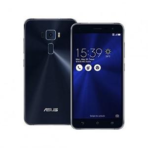 """Asus ZenFone 3 ZE520KL-1A030WW 13,2 cm (5.2"""") 3 GB 32 GB Doppia SIM Nero 2650 mAh"""