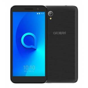 "Alcatel 1 12,7 cm (5"") 1 GB 8 GB SIM singola 4G Nero Android 8.0 2000 mAh"