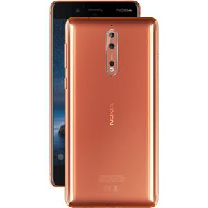 "Nokia 8 13,5 cm (5.3"") 4 GB 64 GB Doppia SIM Rame 3090 mAh"