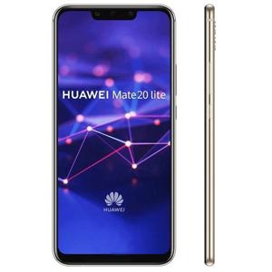 """Huawei Mate 20 lite 16 cm (6.3"""") 4 GB 64 GB Dual SIM ibrida Oro 3750 mAh"""