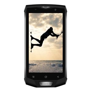 """Titan Blackview GBV8000 Pro Titan 12,7 cm (5"""") 6 GB 64 GB Doppia SIM Nero, Titanio"""