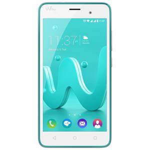 "Smartphone Wiko Jerry Dual Sim 5"" Quad Core 8Gb Ram 1Gb Android 6 Argento Tourqu"