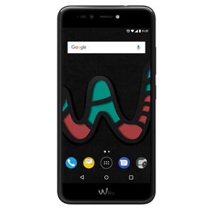 """Wiko Upulse Lite 13,2 cm (5.2"""") 3 GB 32 GB Doppia SIM Nero 3000 mAh"""