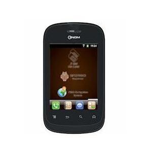 Smartphone Action Dual Sim Android 2.3 WiFi con 3G Nero
